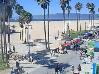 Los Angeles Beach Cams