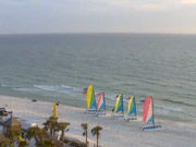 Panama City Sandpiper Beach Cam