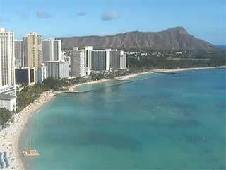 Sheraton Waikiki Surf Cam