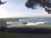 Mendocino Beach Cams